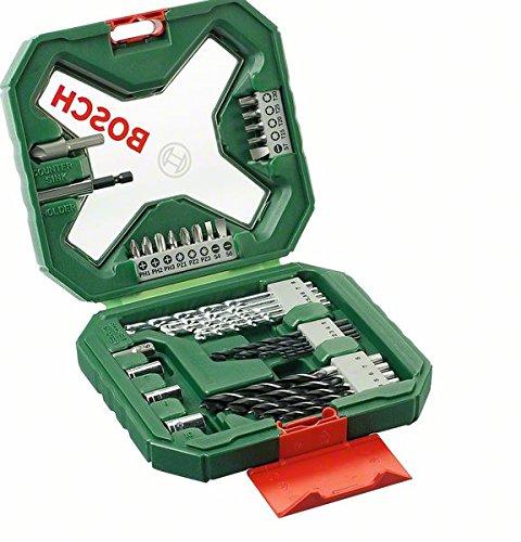 Bosch DIY 34tlg. X-Line Classic Bohrer- und Schrauber-Set für 6,99€ [Amazon Plus Produkt] oder für 7,49€ [Conrad Filiale]