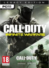 [cdkeys] Call of Duty: Infinite Warfare Digital Legacy Edition - PC