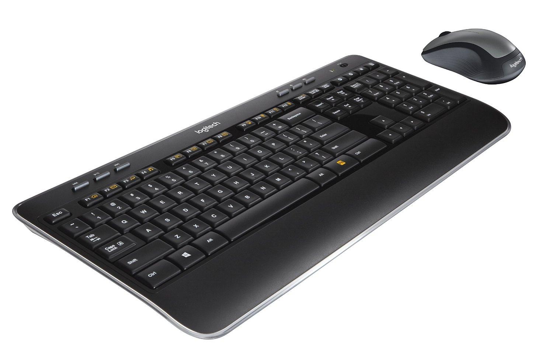 [Amazon Blitzangebot] Logitech MK 520 Drahtlose Tastatur und Maus mit Prime für 25 €