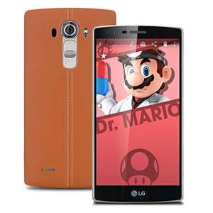 LG G4 Dual Sim Leder braun @Amazon.fr @BlackFriday