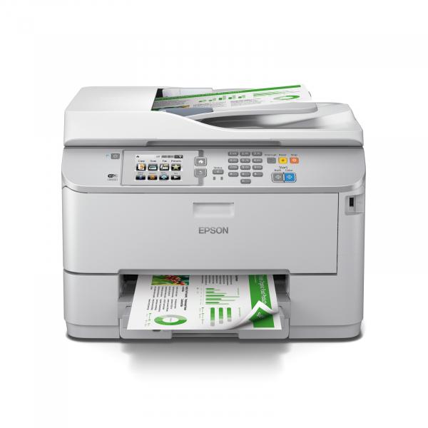 Epson WorkForce Pro WF-5620DWF Tintenstrahl-Multifunktionsgerät 4-in-1, Drucker, Kopierer, Scanner, Fax