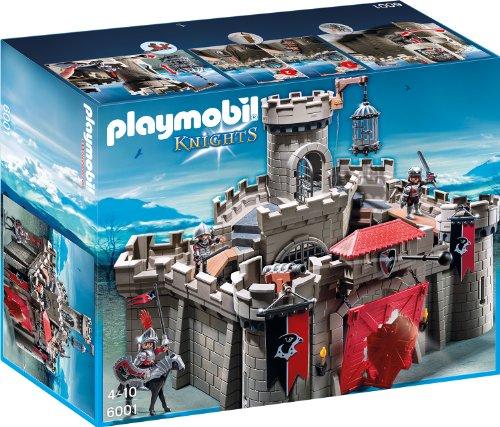 Playmobil 6001 Falkenritterburg für 63,99 € statt > 75,- €