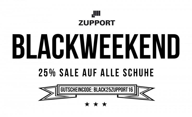 ZUPPORT-STORE - Black-Friday - 25% Rabatt auf Sneaker