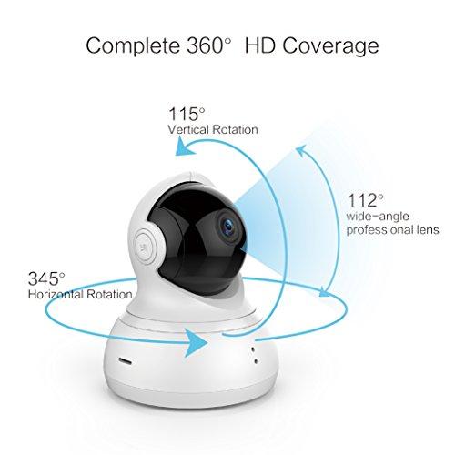 [Amazon Black Friday] Xiaomi Yi Dome 360° IP-Kamera für 54,99€, damit günstiger als das Gearbest-Angebot