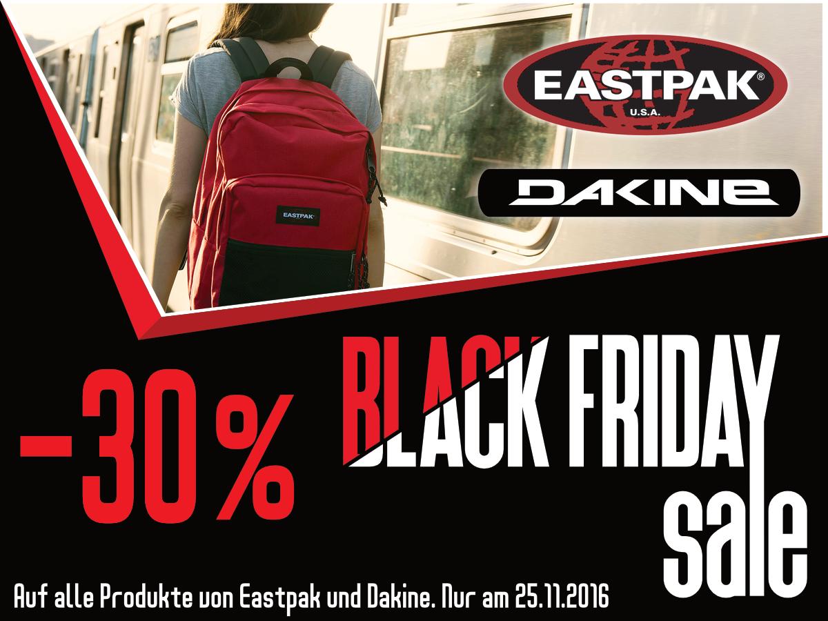30 % auf Eastpak & Dakine in Rüsselsheim