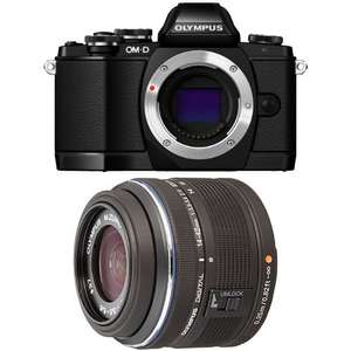 Amazon/ Olympus OM-D E-M10 Kit 14-42 mm II R (Systemkamera)