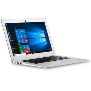 [GB]Jumper Ezbook 2 Ultrabook - Neue Version/Windows 10 Home 14 Zoll/Intel Cherry Trail X5-Z8300/Quad Core 1.44GHz-1.84GHz/4GB RAM/64GB eMMC/HDMI /FULL HD/Bluetooth 4.0/10000mAh/WiFi: 802.11b/g/n @bf2016