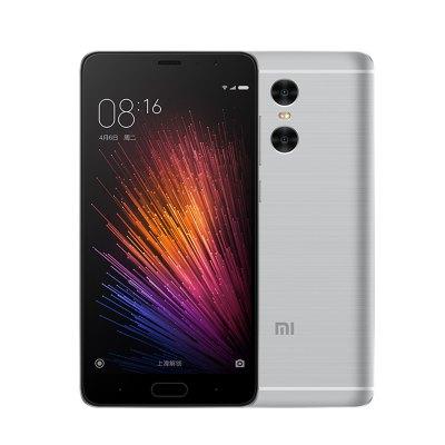 "[Gearbest] Xiaomi Redmi Pro (5,5"" FHD OLED, Helio X25 Deca Core, 4GB RAM, 128GB Speicher, 13MP + 5MP Dual-Kamera, USB Typ-C, 4050mAh, Dual Sim, Android 6) in Grau für 232,03€ (kein Band 20)"
