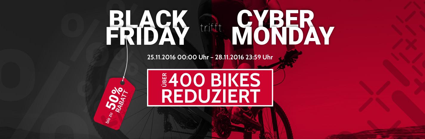 [Fahrrad-XXL.de] Bis zu 50% auf verschiedene Bikes