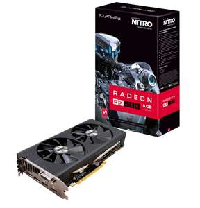 Alternate - Sapphire Radeon RX 480 NITRO+ 8GB + Spiel ( CIVILIZATION VI Download Code)