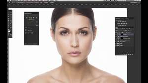 Beauty Retouch CC 2 + ExportMaster CC + Aktionen? - Retouching im CALVIN HOLLYWOOD STYLE