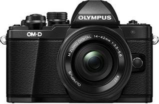 (digitec.CH) Olympus OM-D E-M10 II 14-42mm Kit (16.10MP, 8.50FPS, WLAN)