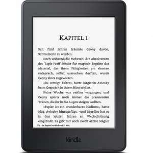 Kindle Paperwhite (2015) eBook-Reader für 74€ + 5fache Payback-Punkte [Redcoon]