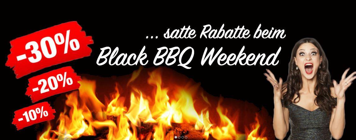 Black BBQ Weekend bei Grillamo - u.a. Geschenkgutscheine stark reduziert! Erhebliche Rabatte möglich!