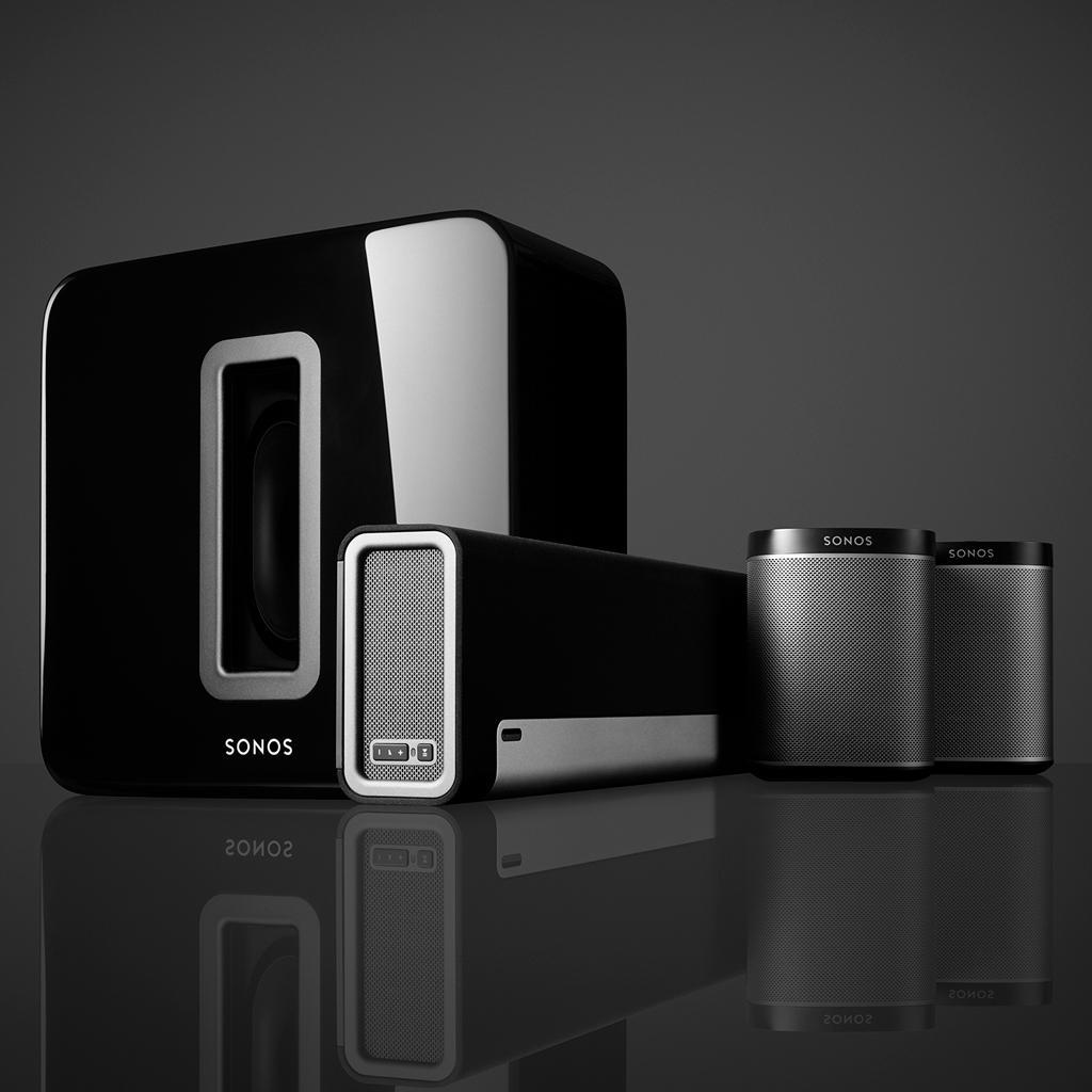 Sonos 5.1 System für 1602,62 EUR