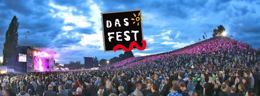Das Fest Karlsruhe // Vorverkauf gestartet: Donots / Sportfreunde Stiller / Amy MacDonald / La Brassbanda (5€/Tag)
