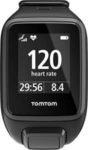 [Amazon.de] TomTom Spark Cardio + Musik GPS-Fitnessuhr (schwarz/Größe S)