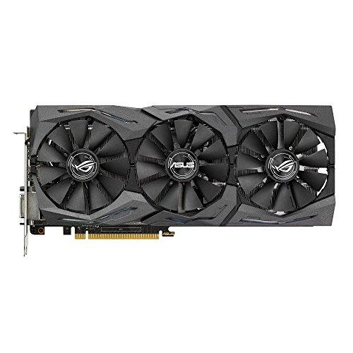 Amazon.fr - ASUS ROG Strix GeForce GTX 1070 für 411,10€ inkl. Watch Dogs 2 Key