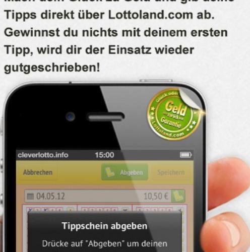 Lottoland iOS App kostenlos Lotto spielen