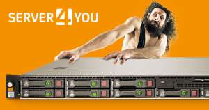 [Server4You] VServer Black Friday u.a 800GB HDD, 16 vCores, 18GB Ram