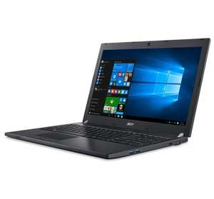 "Acer 15"" Notebook P658-MG-509B mit Full HD Display, i5 6200U, 8GB RAM , 256GB SSD + 1TB HDD, NVIDIA GeForce 940M mit 2GB) für 799,00€ im Campuspoint Education Store"