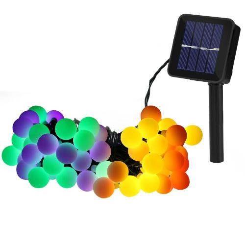 GRDE Solar Lichterkette für den Außenbereich 10m 14,39€
