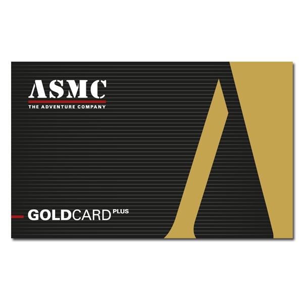 ASMC GOLDCARDplus - 90% Rabatt - 9,99€ statt 99,99€