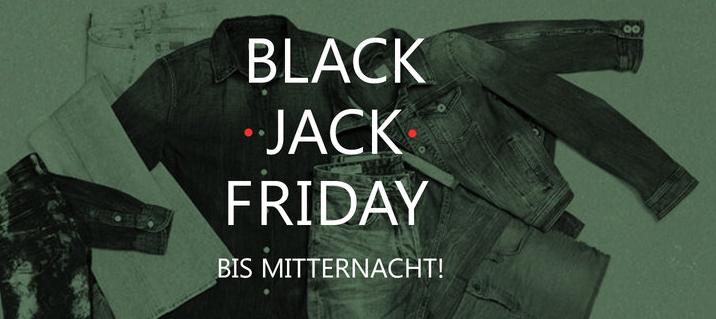 ?UPDATE: Bis Mitternacht Staffelrabatt bis zu 20% Rabatt on top auf ALLES im Black Jack Friday bei Zalando Lounge