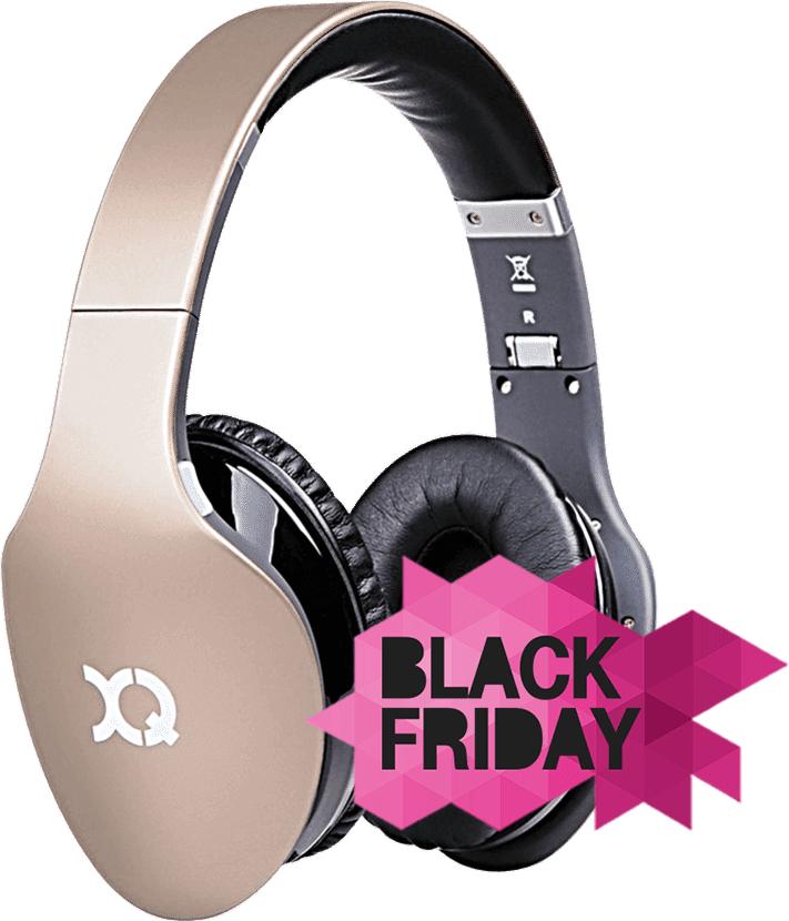 [Telekom] Black Firday Xqisit LZ380 Over-Ear Bluetooth-Kopfhörer 44€ inkl. Versand