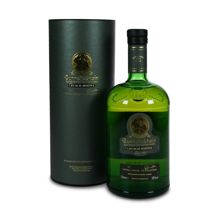Single Islay Malt Whisky, Cruach Mhòna, Schottland 1,0 l