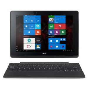 [Redcoon] Acer Aspire Switch 10 E Pro7 2in1 Entertainment Edition (SW3-016) 25,6 cm (10,1 Zoll HD IPS) Convertible Notebook (Intel Atom x5-Z8300, 4GB RAM, 64GB eMMC, Intel HD Graphics, Win 10 Home) grau