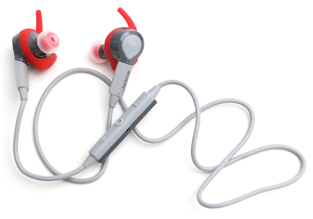 Jabra Sport Coach rot für 33,88€ bei Future-X (Bluetooth Sport InEar-Kopfhörer) #BF2016