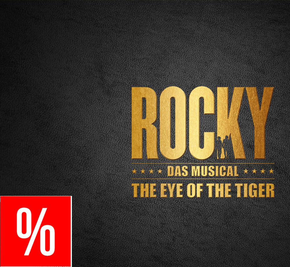 2 für 1 [Musical] Rocky (Stuttgart) und Das Wunder von Bern (Hamburg)