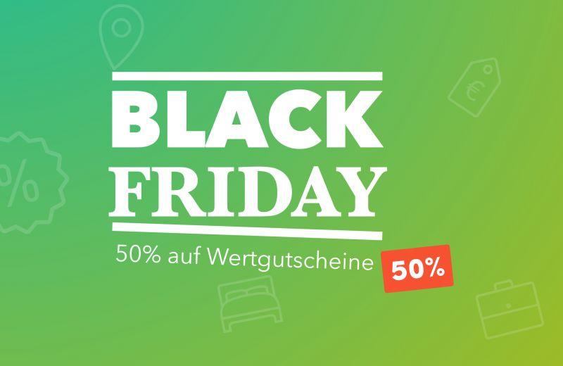 [Black Friday Watado] 100 und 50 Euro Gutscheine zum Preis von 50 bzw. 25 Euro