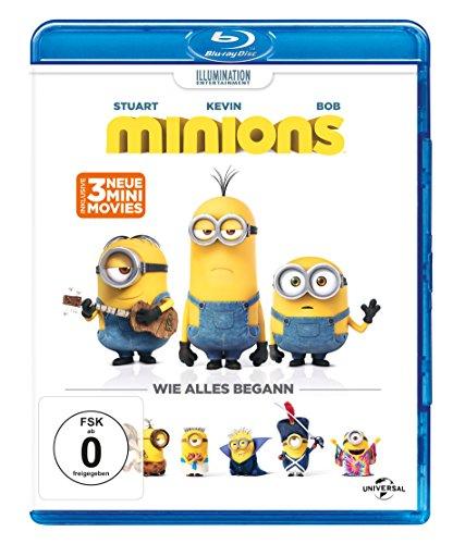 Minions [Blu-ray] (nur für Amazon-Prime)