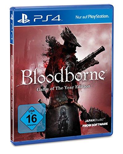Bloodborne GOTY PS4 für 39,- bei amazon (und MM)