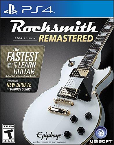 [Amazon.com] Rocksmith 2014 Edition Remastered inkl. Kabel