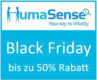 Bis zu 50% Black Friday Rabatt: Humasense Gentests  – Laktose, Zöliakie, Fruktose etc.