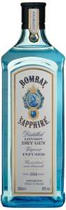[PRIME] Bombay Sapphire 1 Liter 17,89€, Tanqueray London 1 Liter 16,79€