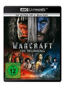 Amazon Tagesangebot: Warcraft 4k Bluray für 19,97€, 3D für 17,97€