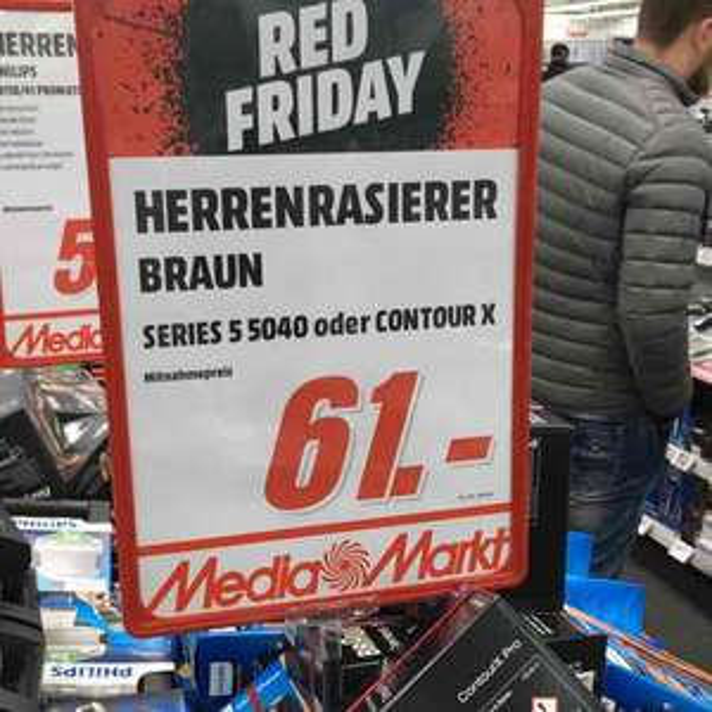 [Lokal MM Bielefeld] Braun Contour X Pro