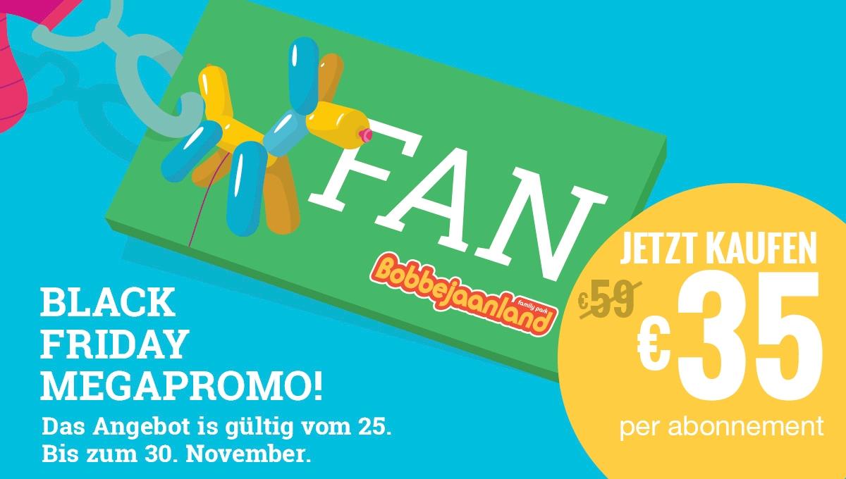 B.F. MEGAPROMO! Bobbejaanland Jahreskarte Für nur 35€ anstatt 59€ (mit Movie Park Flatrate möglich)