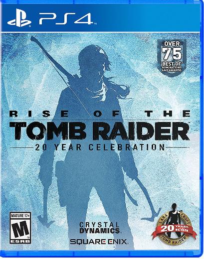 Rise of the Tomb Raider 20 Year Celebration (PS4) für ~30€ im kanadischen PSN Store