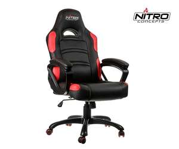 [Caseking] Nitro Concepts C80 Comfort Gaming-Stuhl für 105,89 € [PVG:163,33€]