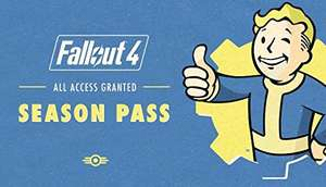 [STEAM] Fallout 4 Season Pass für 19,99€ (akt. Bestpreis)