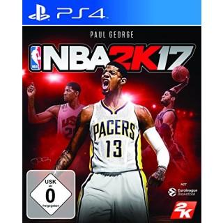 PS4 NBA 2K17 / Xbox One NBA 2K17 für 15€ (Selbstabholer) bei Expert