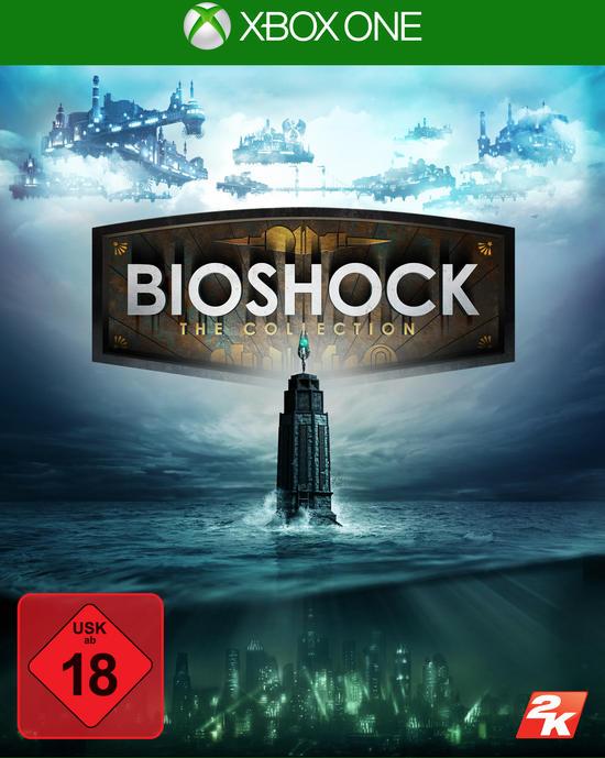 Bioshock the Collection (Xbox One & PS4) bei GameStop für 29,99€