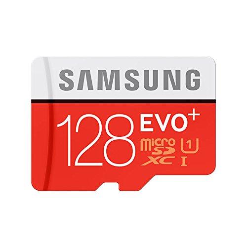 Nur noch bei amazon für prime!! Samsung Micro SDXC 128GB EVO+