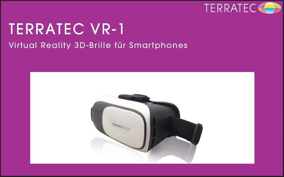 (Lokal) Mediamarkt Zwickau, VR-1 3D Virtual Reality 3D-Brille für Smartphones
