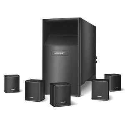 Bose Acoustimass 6 Serie V 5.1-Kanal Lautsprecher System